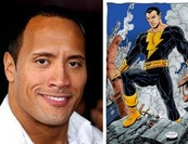 Dwayne 'The Rock' Johnson lesz Black Adam