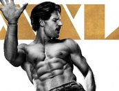 Magic Mike XXL - Karakterplakátok