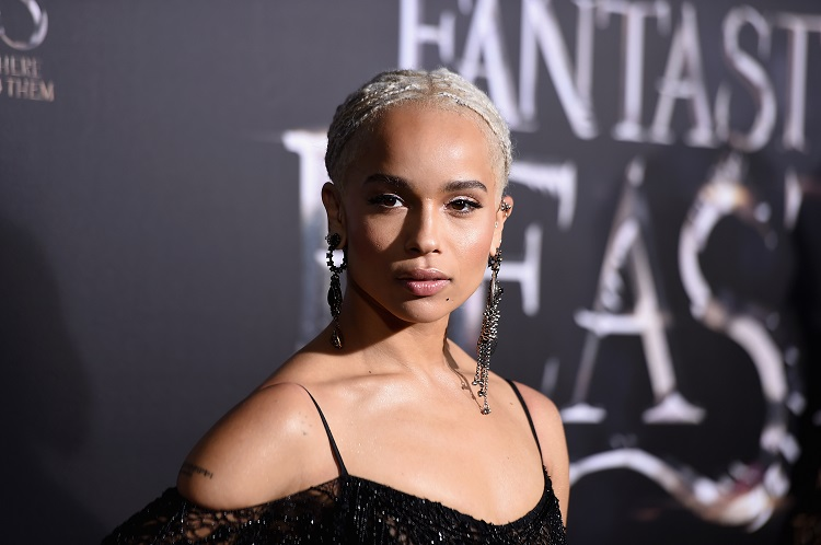 fantastic beasts and where to find them Zoë Kravitz
