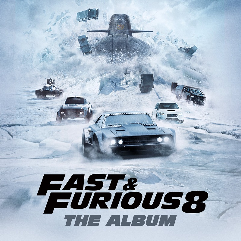 Fast and Furious 8-The album