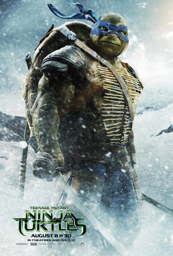 leonardo-character-poster-for-teenage-mutant-ninja-turtles