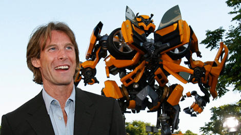 michael bay attacked