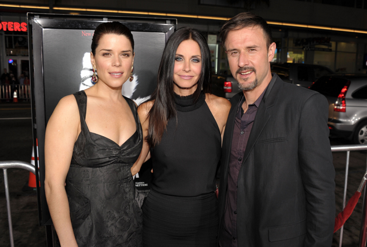 neve campbell courteney cox david arquette