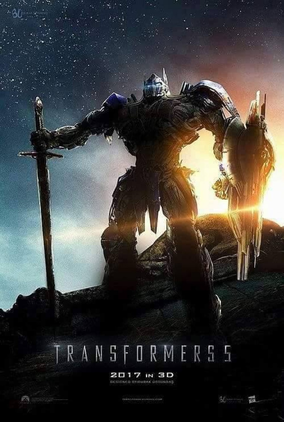 transformers5 - poster