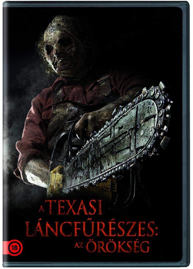 Texas Chainsaw Massacre 3D-DVD_2D pack